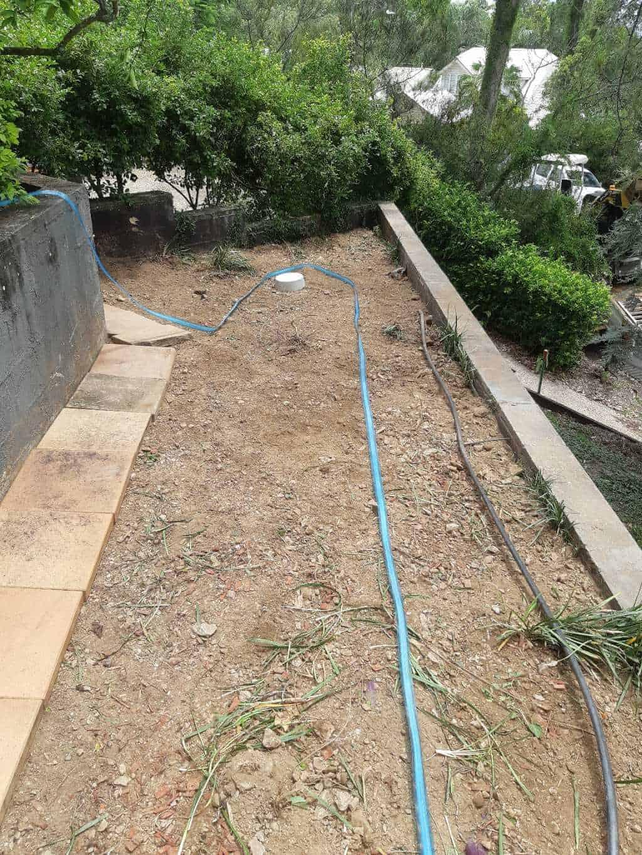 Hard to Access Sewer Jump-Up Renewal in Taringa
