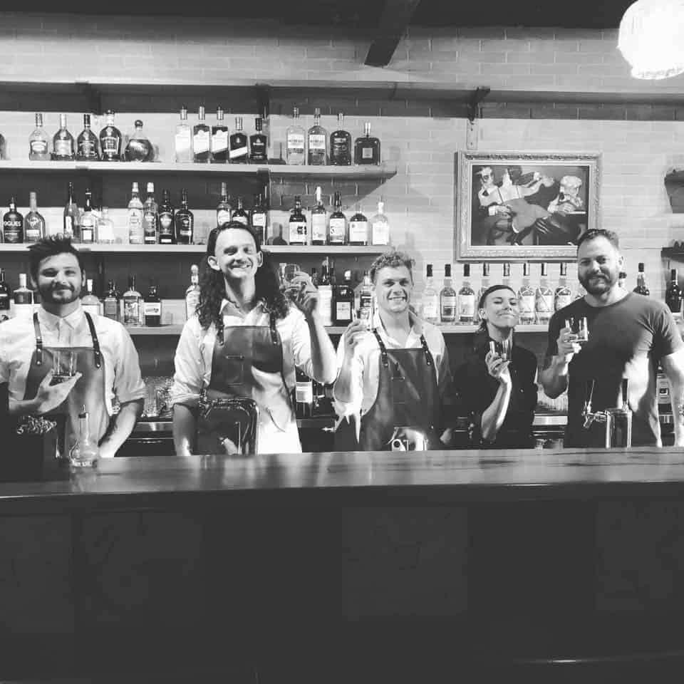 Malecon Rum Bar Staff