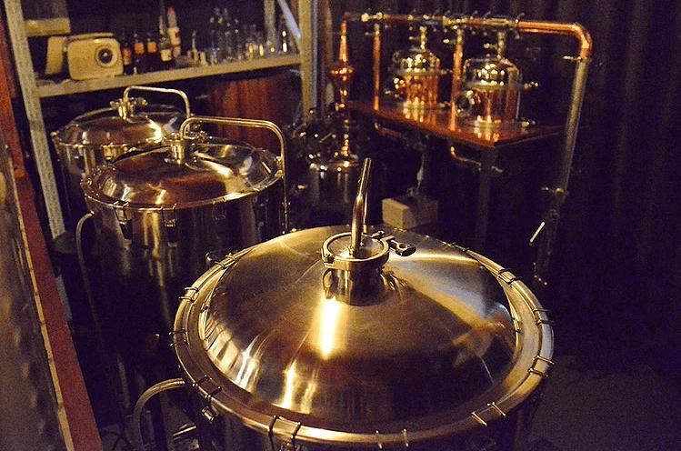 The Malecon Bar Distillery