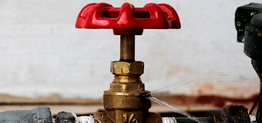 Who's reponsible for drain works at your property