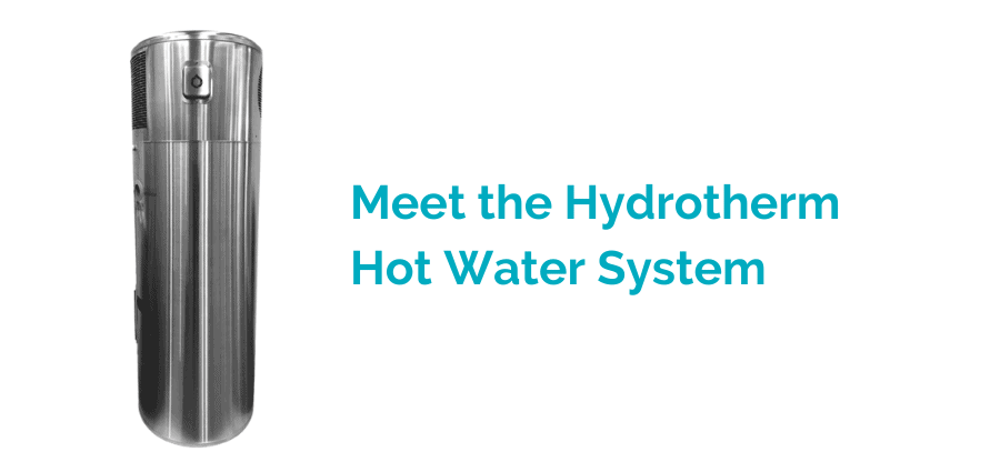 Hydrotherm hot water system
